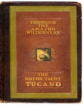 The story of the Motor Yacht Tucano is about wilderness and exploration.