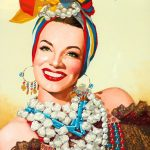 Carmen Miranda, the early icon of Brasil