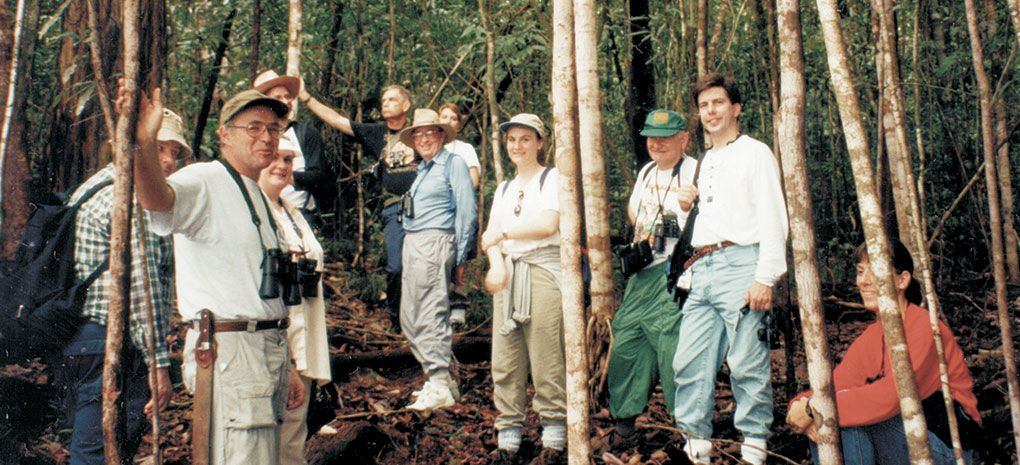 Tucano Amazon Forest Walk