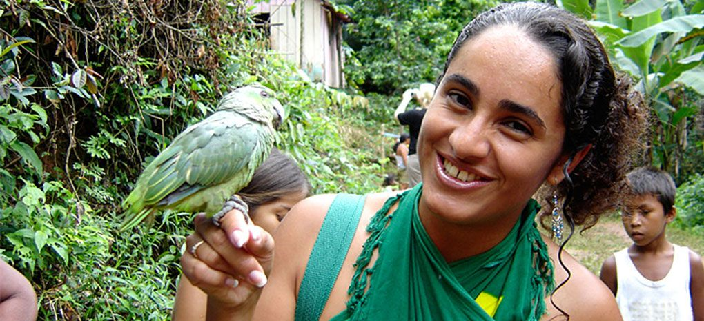 Moça Comunidade, Amazon Rainforest Tour