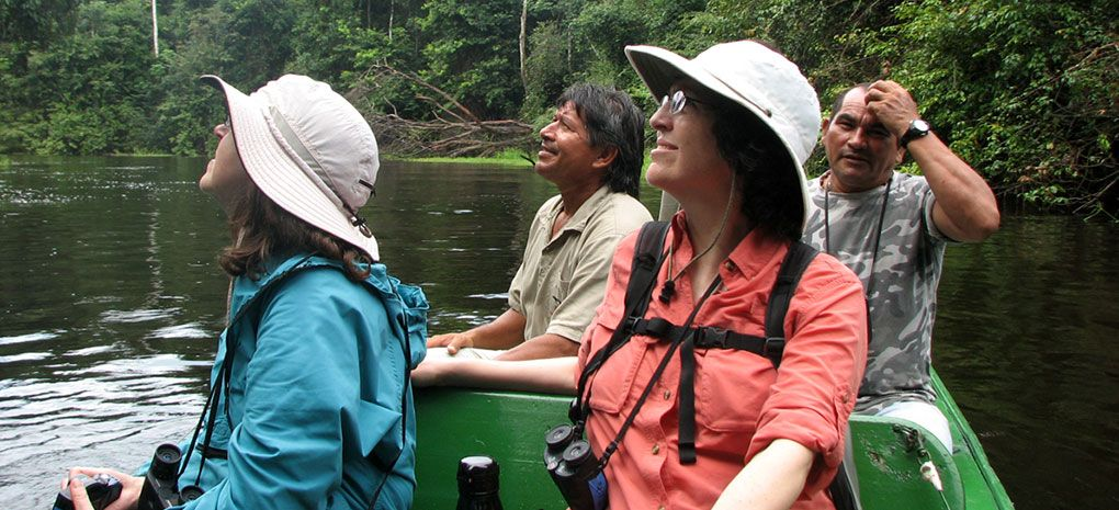 Tucano Launch Travelers, Amazon River Cruise