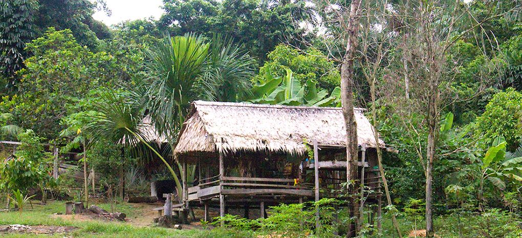 Casa Caboclo Amazon River
