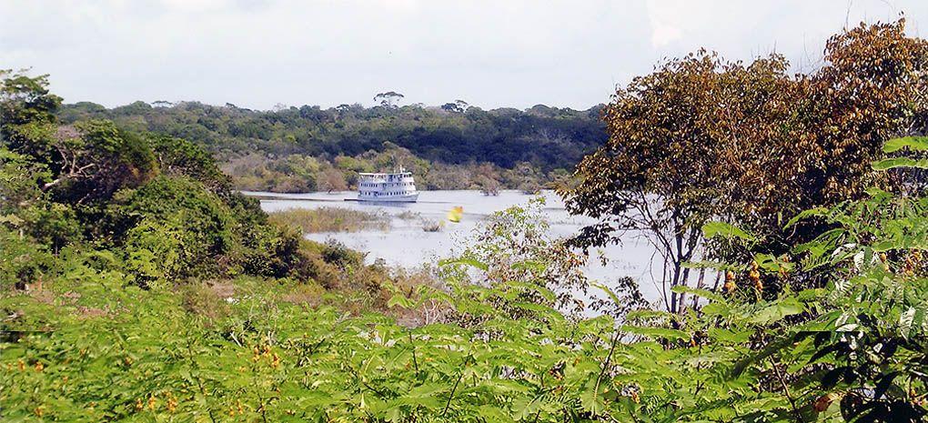 Small Ship Amazon River Cruise Tucano